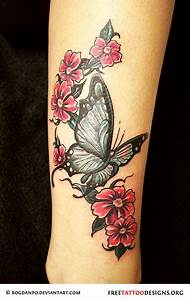 60 Butterfly Tattoos   Feminine And Tribal Butterfly ...