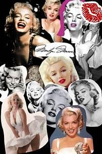 Marilyn Monroe Collage | Marilyn Monroe's 86 this year ...