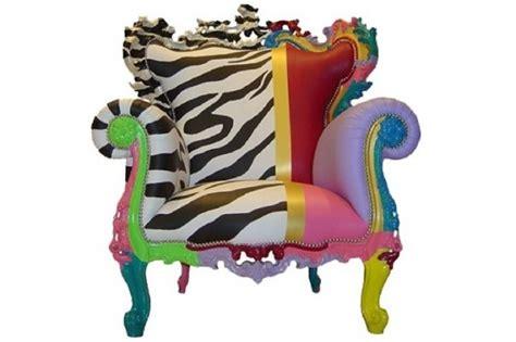 Le Poltrone Multicolor Per Ravvivare Un Ambiente