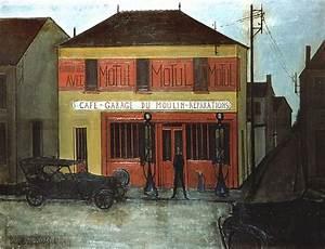 Garage Du Moulin : bernard buffet 1928 1999 peintre francais french painter ~ Gottalentnigeria.com Avis de Voitures