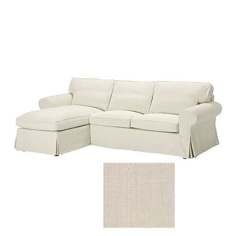 Ikea Slipcovers by Ikea Ektorp 2 Seat Loveseat Sofa With Chaise Cover