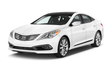 hyundai azera overview msn autos