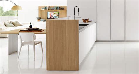 lambris pour cuisine lambris de bois pour la cuisine pak by euromobil