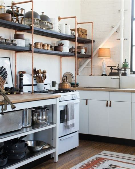 kitchen shelf ideas 65 ideas of open kitchen wall shelves shelterness
