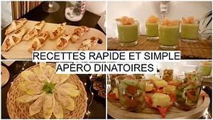 Recette Apero Simple : ap ro dinatoires simple et rapide pour le nouvel an ~ Nature-et-papiers.com Idées de Décoration
