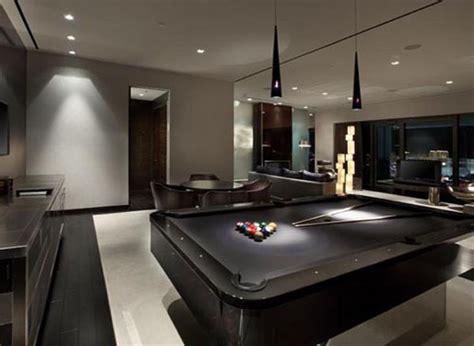 pool table room decor 30 trendy billiard room design ideas