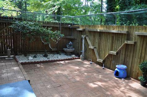 25+ Best Ideas About Cat Fence On Pinterest