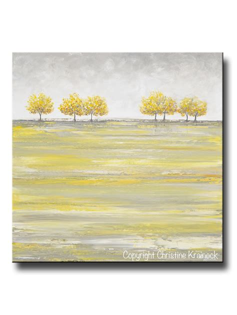 Original Art Abstract Painting Yellow Grey Gold Trees Home. 1 Room Kitchen In Noida. Kitchen Redo On A Budget Ideas. Yellow Colors For Kitchen. Kitchen Tiles Montreal. Kitchen Grey's Anatomy. Ikea Kitchen Door Handles. Kitchen Shelf Ireland. Green Kitchen Cabinets Pictures