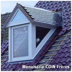 Lucarne De Toit : lucarne de toit mixte bois alu vue 3 4 avant id es ~ Melissatoandfro.com Idées de Décoration
