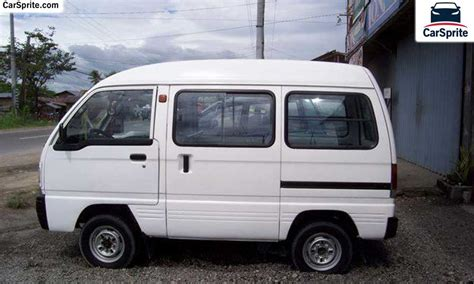 Suzuki Van 2019 Prices And Specifications In Egypt
