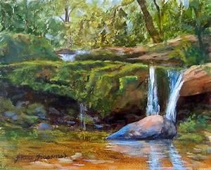 Famous Acrylic Landscape Paintings Famous acrylic ...