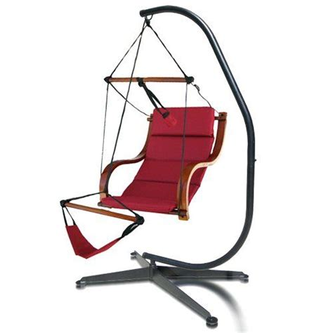 new steel quot c quot stand for hammock air chairs