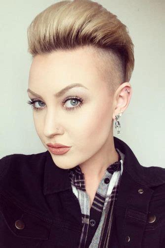 stylish undercut hair ideas  women