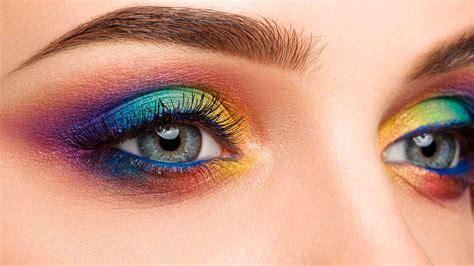 colorful makeup 6 colorful eye makeup looks l or 233 al