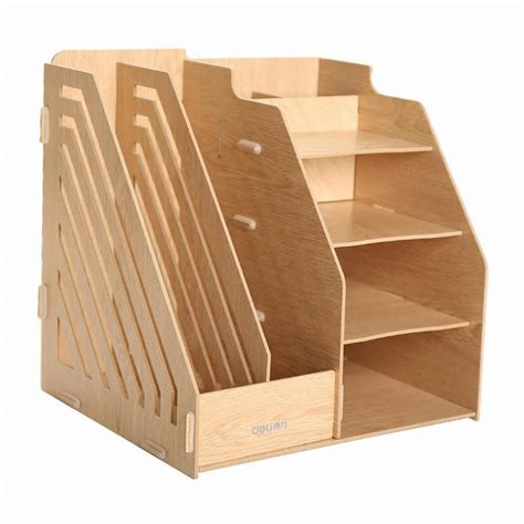 Accessoires Holz by Wood Deli 9842 Combination Multifunctional Office