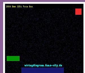 2004 Bmw 325i Fuse Box  Wiring Diagram 175737