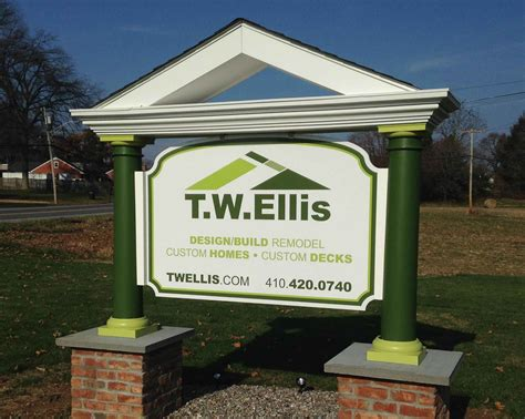tw ellis general contractors  forest hill bel