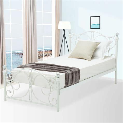 Bed Frame Headboard Footboard by Size Metal Bed Frame Cry Finial Headboard Footboard