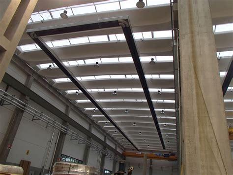 riscaldamento capannoni i nastri radianti aircon per riscaldamento capannoni