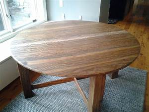 Custom, Made, 5, Ft, Round, Dining, Table, By, Higgins, Custom, Furniture