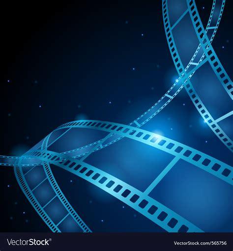 film strip background royalty  vector image