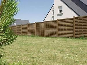 Panneau En Bois Pour Cloture Panneau Separation Jardin