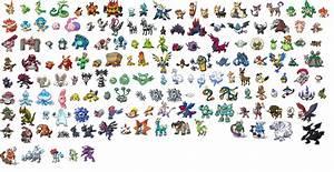 unova pokemon