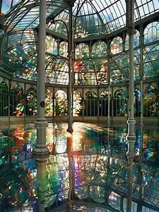 A reflective palace of rainbows by kimsooja colossal for A reflective palace of rainbows by kimsooja