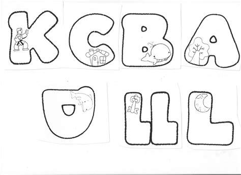 moldes de letras mayusculas para imprimir imagui foami