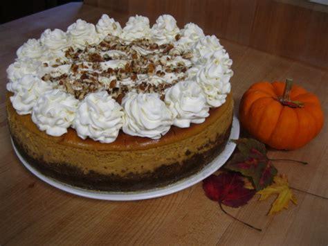 pumpkin cheesecake  cheesecake factory copycat recipe