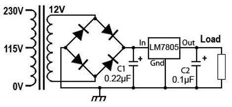 How Build The Series Pass Voltage Regulator Circuit
