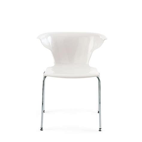 chaise plastique design chaise design en plastique one gt caray eshop
