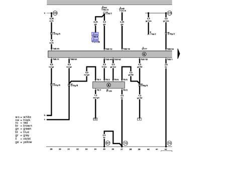 tcm wiring diagram needed p0768 help newbeetle org forums