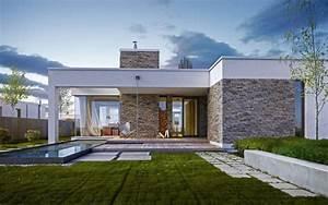 Holzhaus Polen Fertighaus : holzhaus bungalow flachdach ~ Sanjose-hotels-ca.com Haus und Dekorationen