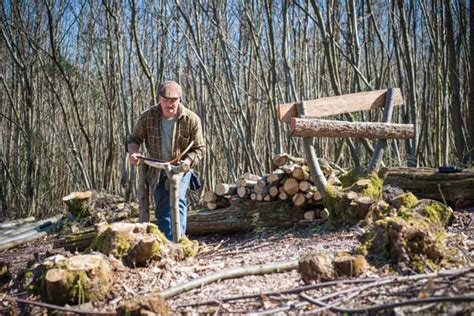 ben law  traditional woodsman   uk woodworking
