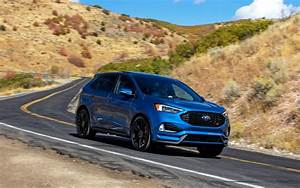 2019 Ford Edge St  Yes  It U0026 39 S A Thing