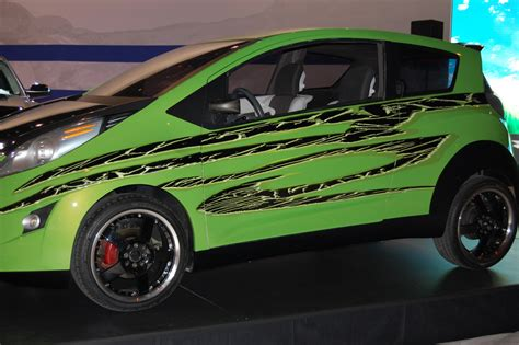 Modified Chevrolet Beat Images by Yellow Color Wallpaper Modified Chevrolet Beat