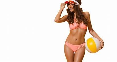 Bikini Line Swimsuit Perfect Transparent Steps Schick