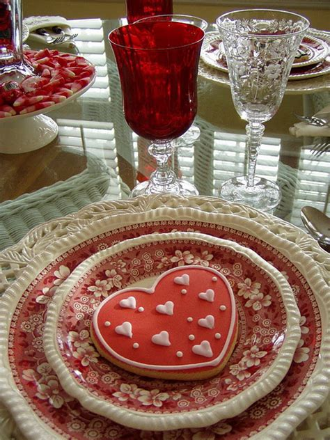 How to decorate your coffee table. 60 Cool and Beautiful Valentine Table Decorating Ideas ...