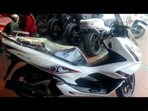 2018 Honda Pcx 150 H2c By G-craft Kitaco In Cambodia