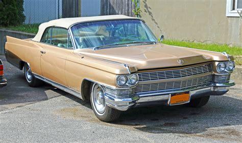 1964 Cadillac Eldorado Information And Photos Momentcar