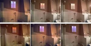 Arduino blog fake bathroom window using arduino for Fake window for bathroom