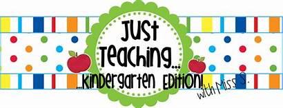 Kindergarten Clip Clipart Math Welcome Teacher Quotes