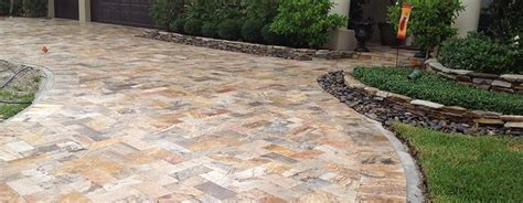 best sizes for travertine driveway usa marble llc