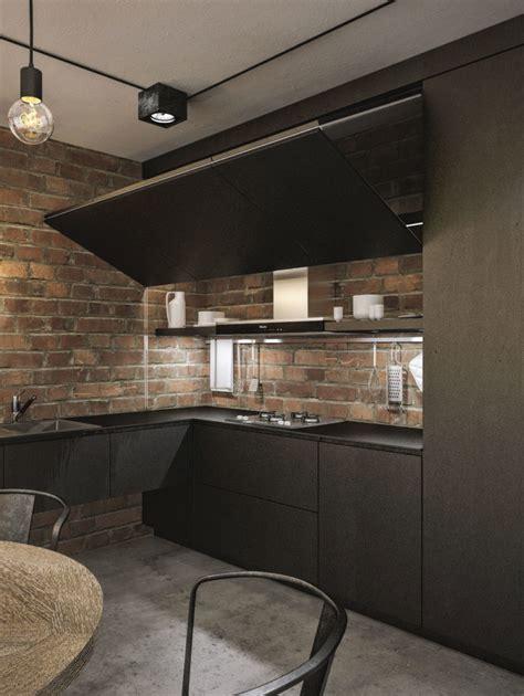 Idwhite Creates A Modern Loft In An Old Soviet Building In