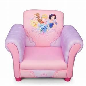 Fauteuil Enfant Fille : fauteuil club pour enfant princesse disney fauteuil et pouf enfant meuble enfant meuble gifi ~ Teatrodelosmanantiales.com Idées de Décoration