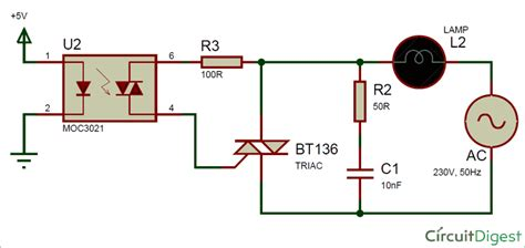 What Triac Switching Circuit Applications