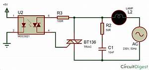 What Is Triac  Switching Circuit And Applications