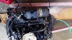 87 Mercruiser 260  V8 Running Engine