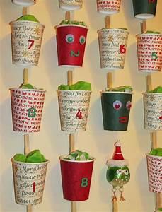 Calendrier De L Avent The : comment fabriquer un calendrier de l 39 avent d co et saveurs ~ Preciouscoupons.com Idées de Décoration